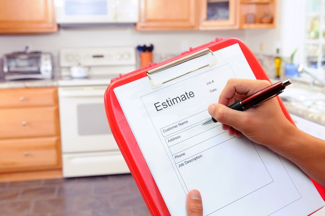 Get At Least Three Estimates From Mold Removal Contractors!
